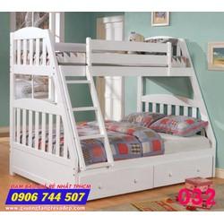 Giường 2 tầng trẻ em giá rẻ 032