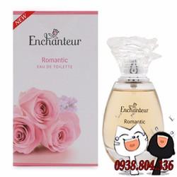 Nước hoa Enchanteur Romantic Eau De Toilette 50ml