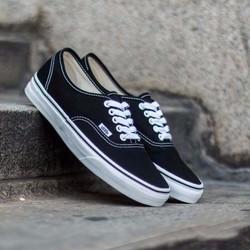 Giày vans classic đen trắng nam nữ
