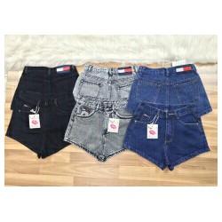 Quần short jeans nữ S388
