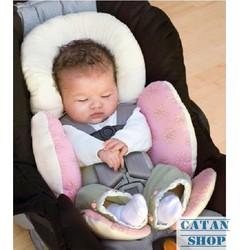 Đệm, nệm, tấm lót đa năng êm ái cho bé trên xe đẩy, ghế xe hơi, ô tô