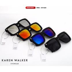 Kính mát NAM - NỮ Karen wizard SU 8204P Available - B06