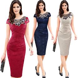 Đầm ôm phong cách  - Hàng nhập Quảng Châu