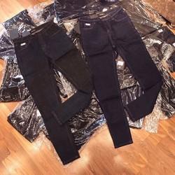 Quần Jeans Xước Co Dãn Đủ Màu Kèm Hình Thật