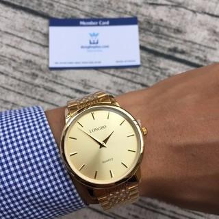 Đồng hồ chính hãng Longbo chống xước, chống nước - LB3K thumbnail