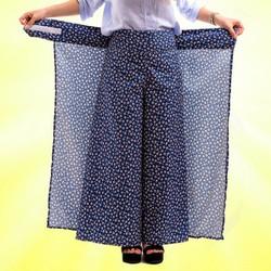 Váy chống nắng dạng quần