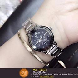 [VIDEO] Đồng hồ nữ chính hãng cao cấp Halei