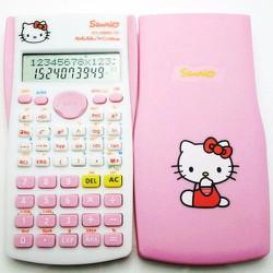 Máy tính Doraemon, Hello Kitty dễ thương