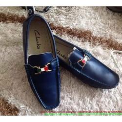 Giày da nam công sở khóa Ferraga sang trọng lịch lãm