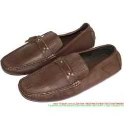 Giày mọi da nam công sở đơn giản sang trọng