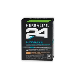 Dinh Dưỡng Cho Vận Động Viên Herbalife 24 Hydrate