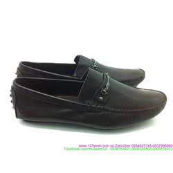 Giày da nam công sở khóa sắt ngang Clarrk sang trọng