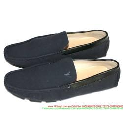Giày mọi da lộn nam công sở đơn giản sang trọng
