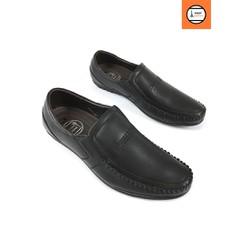Giày lười da thật lịch lãm