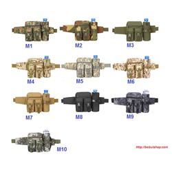 Túi đeo bụng mẫu quân đội giá sỉ lẻ