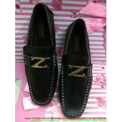 Giày da nam công sở chữ Z sang trọng lịch lãm