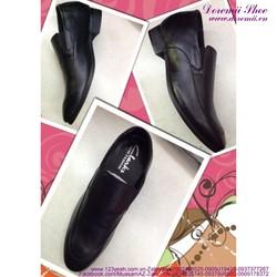 Giày da nam cao cấp Clark phong cách sang trọng