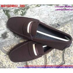 Giày mọi da nam thiết kế trẻ trung năng động