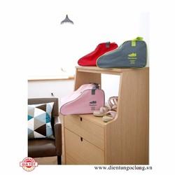 Túi Đựng Giày Thể Thao 2 Ngăn Hình Đôi Giày Sneaker