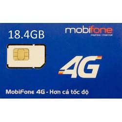 SIM 4G MOBIFONE 18G
