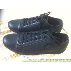 Giày da thể thao nam Conver lịch lãm phong cách