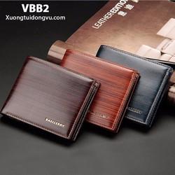 Ví Nam Thời Trang Hàn Quốc VBB2 3 Màu