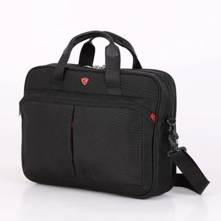 Cặp laptop Sakos Wisdom 01 Black-Red - SP4071 thumbnail