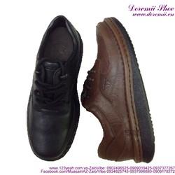 Giày da thật cao cấp công sở thắt dây cực bền sang trọng