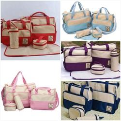 Túi mẹ và bé 5 chi tiết