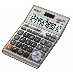 Máy tính Casio DF 120BM thông dụng cho kế toán, NVVP [BH 2 năm]