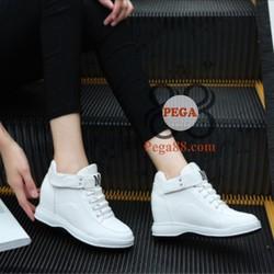 Giày nữ cổ ngắn tăng chiều cao