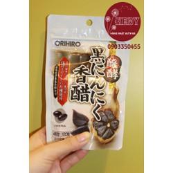 Tỏi đen orihiro Nhật Bản dạng viên 180 viên