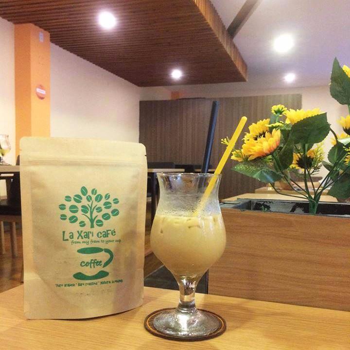 Cà phê nguyên chất Arabica 250gr 10