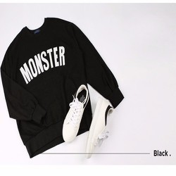 Áo Thun Sweater Fox_monster Unisex