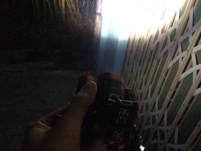 Đèn Pin Đội Đầu 3 Bóng T6 Led Siêu Sáng 33