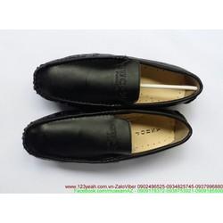Giày da nam công sở form trơn đơn giản sang trọng