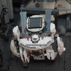 Bộ lắp ráp năng lượng mặt trời 7 in 1 - Robot không gian - LR07