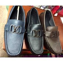 Giày mọi da nam khóa đẳng cấp sang trọng