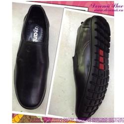 Giày mọi da nam cao cấp thiết kế đơn giản sang trọng