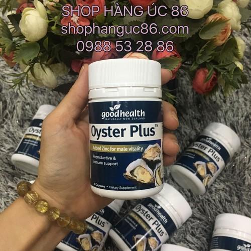 Viên uống tinh chất hàu goodhealth oyster plus 60 viên - tăng cường sinh lý nam giới - 18936472 , 7268156 , 15_7268156 , 360000 , Vien-uong-tinh-chat-hau-goodhealth-oyster-plus-60-vien-tang-cuong-sinh-ly-nam-gioi-15_7268156 , sendo.vn , Viên uống tinh chất hàu goodhealth oyster plus 60 viên - tăng cường sinh lý nam giới