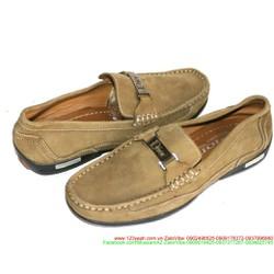 Giày da nam công sở đơn giản tinh tế sang trọng