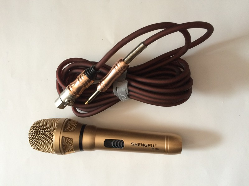 Mic có dây SHENGFU SF-9000 3