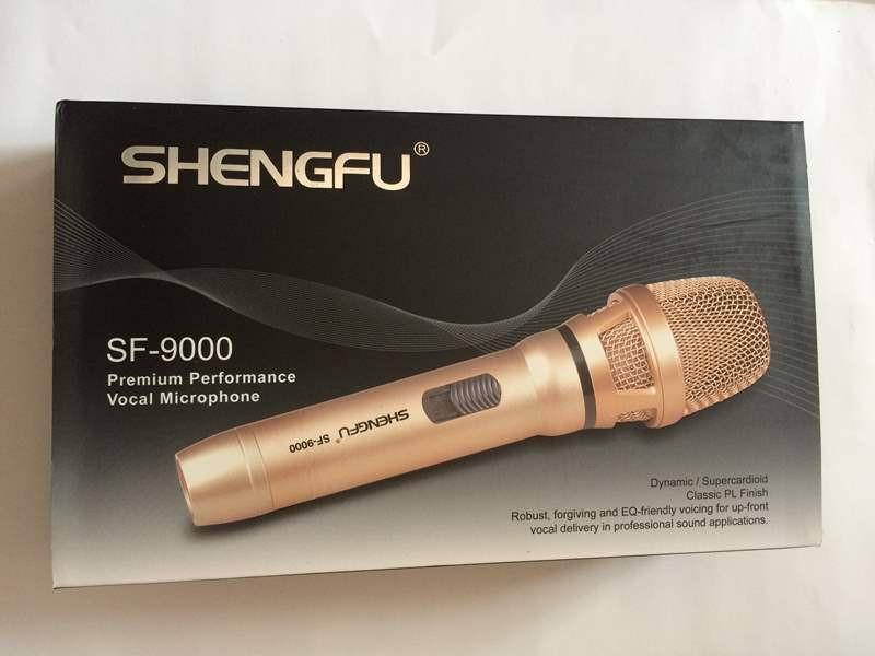 Mic có dây SHENGFU SF-9000 5