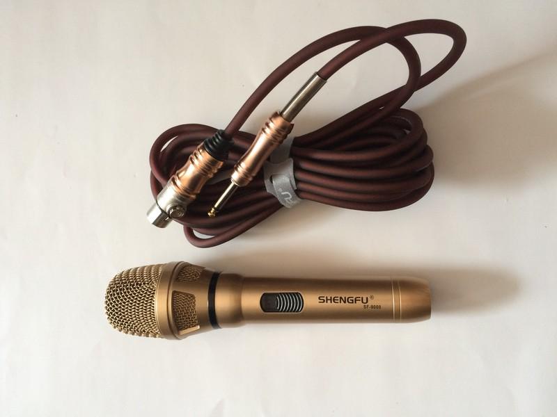 Mic có dây SHENGFU SF-9000 1