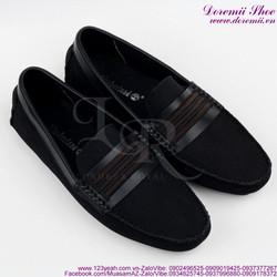 Giày mọi nam da lộn phong cách công sở sành điệu