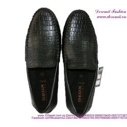 Giày mọi nam da cá sấu đẳng cấp sang trọng