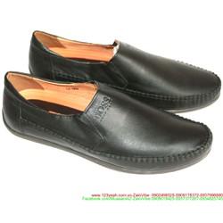 Giày da thật công sở thiết kế đơn giản sang trọng
