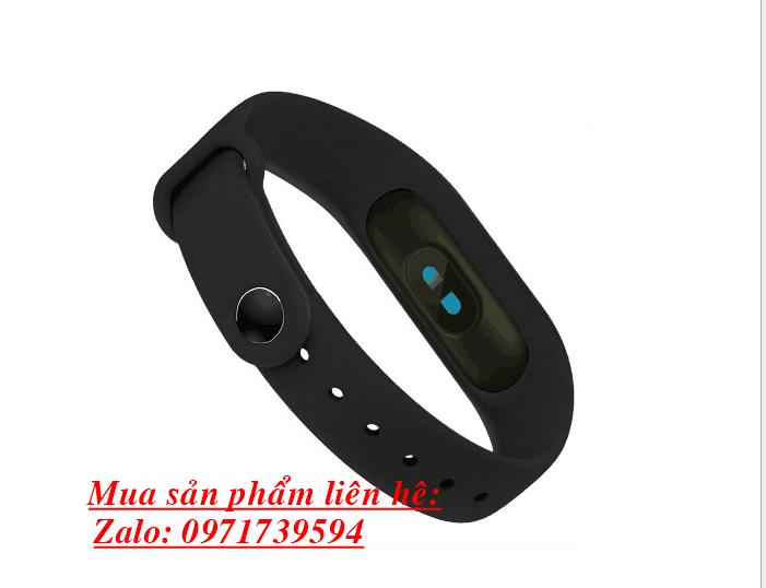 Vòng đeo tay thông minh M2-đo nhịp tim huyết áp 4