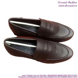 Giày da nam công sở khóa da đẳng cấp sang trọng