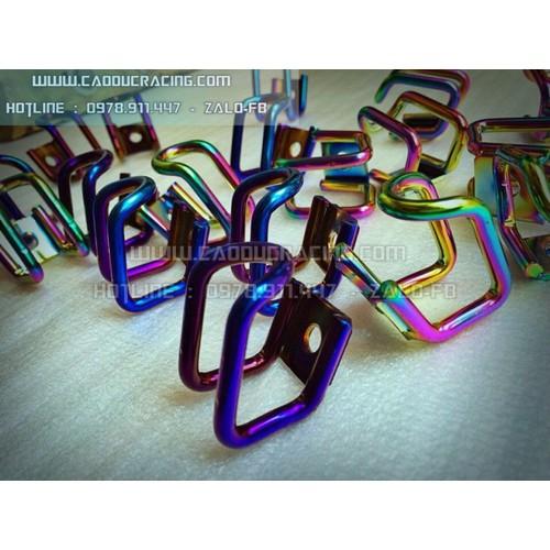 Móc Treo Đồ xi 7 màu - titan - 10482925 , 7587163 , 15_7587163 , 25000 , Moc-Treo-Do-xi-7-mau-titan-15_7587163 , sendo.vn , Móc Treo Đồ xi 7 màu - titan